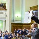RT @poroshenko: 355 votes for. #EU Association Agreement has been ratified. Glory to Ukraine! http://t.co/7gybntBX8d