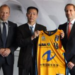 RT @heinnews: Yrs of working on developing relationship wiChina paid off as @albaberlin got a new sponsor - ZhongDe Metal Group https://t.co/NfBX7TYboa
