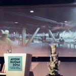Koko @keskustakirjastosta vuorovaikutuksellinen tila. Suunnitteluun kerätty 2300 kaupunkilaisten unelmaa. #avoin2014 http://t.co/lzHNMy6AHi