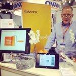 eWork #alihankinta -messuilla. Tule kuulemaan tekniikkakonsultoinnista Mats Lindholmilta! #messut #Tampere #tekniikka http://t.co/zA2VrsLvdB