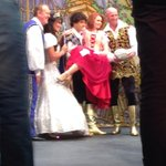 RT @New_Theatre: Andy Jones, @lusardiofficial, @leemeadofficial @HollyBluett and @gareththomas14 - Cinderella 2014/2015 http://t.co/6MjObOh…