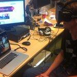 De #Troonrede live volgen met de #OculusRift dit is echt de toekomst! http://t.co/w8cZpkXWJe