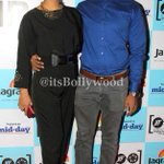 RT @itsBollywood: Pic: @Umashankar_Nair & @gaitisiddiqui at launch of 5th Jagran Film Festival http://t.co/EDX2mGSBkp
