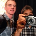 .@masschallenge Finalist!RT @Zootility: @GuyKawasaki taking a pic of my selfie at #INBOUND14 Enjoy your #PocketMonkey http://t.co/YsWu3XplAR