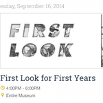 TODAY First Look for First Years Sep 16, 2014, 4:00PM http://t.co/vsYUHdYmGV #notredame http://t.co/ZSzRir3ioV
