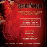 RT @JOEdotie: Fancy the party of the year this Thursday? 1st 50 RTs win tickets. Over 18s only, photo ID required @CaptainMorganEU http://t.co/j4OQXNqlK4