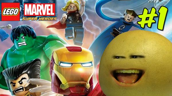 Now you can all MARVEL at me playing Lego @Marvel Superheroes! WATCH NOW: http://t.co/08bhbM6YDF http://t.co/aywGZhAaVb