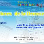 Hoy 09:00 #ColoresDeLaDemocracia @JuanPabloPozoB @dagonzalezp @Zona4CNE @cnegobec http://t.co/lCCfGx9BiB