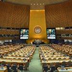 RT @UnitedNationsRU: Сегодня в Нью-Йорке открывается 69-я сессия Генеральной Ассамблеи ООН. Она будет проходить в отремонтированном зале http://t.co/jH7QinLe6W