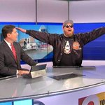 WATCH: Mr. Satin in Inappropriate Who-Dey @Bengals #Bengals @WCPO http://t.co/2QuooaRyL7 http://t.co/d9YSTrhWlH