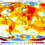 RT @chriscmooney: NASA: Hottest August Globally Since Records Began In 1880 http://t.co/lXEvZBTjtH via @climateprogress http://t.co/mJL6F2xZM4