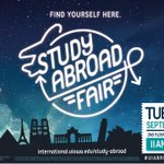 FAIR TODAY! Come gather info on programs, learn about scholarships, & speak to advisors and returned students! @uiowa http://t.co/RoF1QORjLv