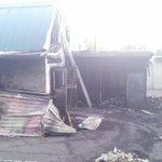 #BolesFire: part of Weed Elementary School damaged. @News10_CA http://t.co/g5YBiydIug