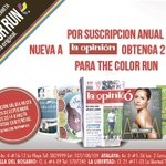 Únete a @opinionweb y disfruta The Color Run Cúcuta. Aquí te explicamos como. http://t.co/S4cWjQXsgJ