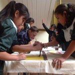Niños y niñas de Loja pintan los colores de la Democracia @JuanPabloPozoB @Democracy_Day #DemocraciaEc @dagonzalezp http://t.co/aXICaYQDiM