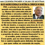 RT @EsterNeves1949: CORRUPÇÃO QUE SALTA AOS OLHOS http://t.co/ziSpbq72uY http://t.co/ElQ4n5PEtK