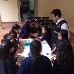 En el @CNELoja se vive los Colores de la Democracia junto a los niñ@s lojanos de diferentes centros educativos. http://t.co/mgBr0aeU79