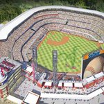 First look at the new home of the Braves, #SunTrustPark http://t.co/4bnDFDH7zp
