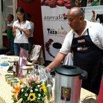 """El café de #Manabi presente en el Encuentro BiProvincial """"Loja sabor a café"""" en la @prefecturaloja @mercurioec http://t.co/O2wz4yqjIn"""