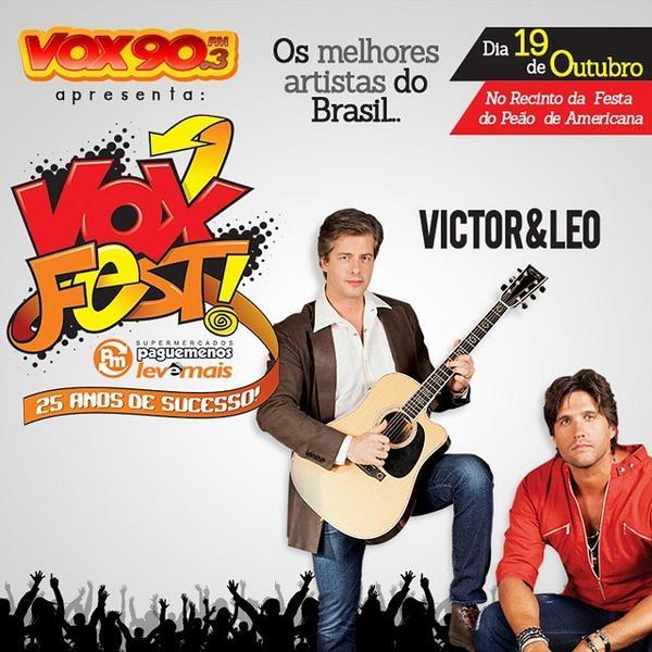 Curta uma das melhores duplas do Brasil na Arena Vip Premim, um local pra vc ver de pertinho seu artista preferid... http://t.co/Diux9wihoS