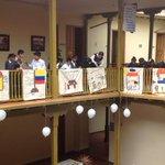 RT @mercurioec: Niñas y niños colocan sus lienzos pintados con los #ColoresDeLaDemocracia en @CNELoja http://t.co/4yu4es2xHF /@jmarisol13