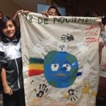 RT @CNELoja: Participación de la Escuela 18 de Noviembre. @JuanPabloPozoB @dagonzalezp @cnegobec @Zona4CNE http://t.co/veMTItvOyO