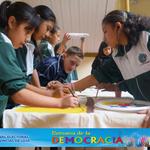 RT @CNELoja: @JuanPabloPozoB: No queremos una democracia pálida y sin emoción. ¡Queremos una democracia viva, alegre y con color! http://t.co/3EfwixHRvK