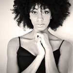 """""""@desiilovee: """"@DJZeeti: twitpic a natural curly hair selfie"""" http://t.co/AtlHiz0x4g"""" This is puuuuuuure beauty, yall very pure"""