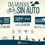 El Municipio de #Loja te invita a ser parte de la progración por el #DíaMundialSinAuto 2014 http://t.co/MW3wGEbmPU