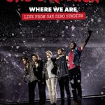 RT @onedirection: Heres the 'Where We Are' Live From San Siro Stadium DVD cover! Out Dec 1st! Pre-order now: http://t.co/mPuAEUEbx0 http://t.co/InA7pHwf5c