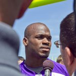 Adrian Peterson Must Remain Away From Vikings http://t.co/9TJNik6eOT http://t.co/tVjfh6Qiw0