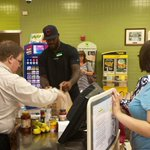 RT @Jaguars: #Jaguars players signed autographs and lent a helping hand at @publix today. http://t.co/6aFB27I2E1