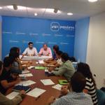RT @NNGGExtremadura: El comité de dirección se reúne para planificar próximas actuaciones en la región #ElCambioContinua en #Extremadura http://t.co/O5SItcurNr