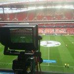 RT @zenit_spb: 45 минут до матча. Вы увидите сегодняшнюю игру именно через эту камеру #БенфикаЗенит #UCL http://t.co/n81KPJQkCg