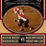 RT @OsideCAChamber: Have you ever seen a roller derby match? Theres one coming to MLK Park in #Oceanside on Sept. 27th... http://t.co/2DHsnKmn5O