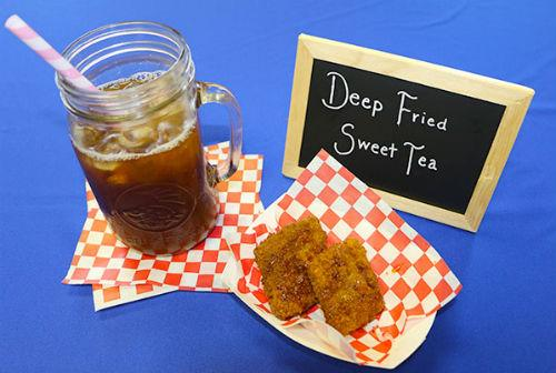 The 2014 @StateFairofTX will serve deep-fried sweet tea, because why the hell not http://t.co/xean6C6NNO http://t.co/OPLMXMysA2