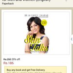 Pick up my friend @JaishreeSharad book on skin care and lots more. Here's the  Pre-order link :http://t.co/TJbuTNnEuc