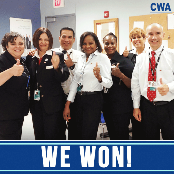 Largest union organizing victory in the south in decades at @AmericanAir. #1u http://t.co/2K8bxlfdGN http://t.co/BItB0dwQct