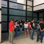 Trabajadores de Canal Extremadura se movilizan contra la privatización de los informativos http://t.co/EsOv6ozceD http://t.co/PaDBk2sQPB