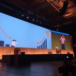 RT @AmandaSibley: Great keynote w/ HubSpot founders @bhalligan &@dharmesh! #INBOUND14 http://t.co/Tun9EQWNPK