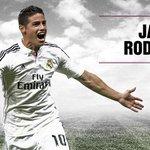 En el minuto 36, James Rodríguez marca el cuarto gol del @realmadrid ante el Basilea por #LigadeCampeones. http://t.co/vb1SGHd25n