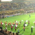 RT @Awaydays23: Norwich City at Brentford tonight #NCFC #OTBC http://t.co/JOYh0j5gLF