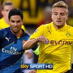 RT @SkySport: Fate un RT per il gol di @ciroimmobile @BVB #BorussiaArsenal 1-0 #SkyUCL http://t.co/LdRW8bbQRr