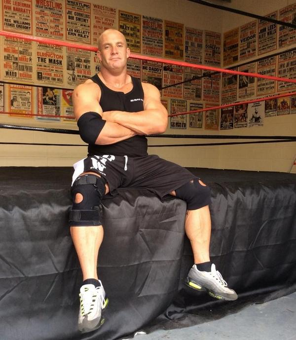 Johnny Moss School of Pro Wrestling officially opens Sunday October 19th!!! http://t.co/YUWzQOLuXd for all the info http://t.co/mQ0jegkBCF