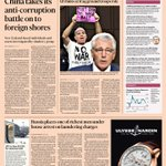 Just published: front page of the Financial Times US edition Wed Sep 17 http://t.co/i3PaObJm7t