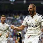 Benzema ha marcado el gol 1.000 del Real Madrid en competición europea. http://t.co/ERDt3hgIOv