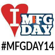 We are proud sponsors of #Manufacturing Day! Why you should be excited about #mfgday14 http://t.co/KfKhWGsDdL http://t.co/0vcSIG8ZbA