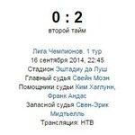 "RT @sportsru: ""Зенит"" стартовал с уверенной победы! Ждем продолжения! http://t.co/V3Cb6lPt3u http://t.co/LB2l7oaPEa"