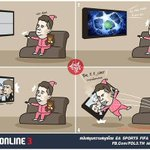 Луи Ван Гал смотрит Лигу чемпионов http://t.co/ztsHC5JtS3 http://t.co/zwiEdt1Nez