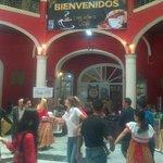 #Loja | Encuentro BiProvincial #Loja. #Manabi en el Hall de la @prefecturaloja Loja sabor a café http://t.co/TjTrFkFmYy